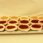 Jam tarts 65p each